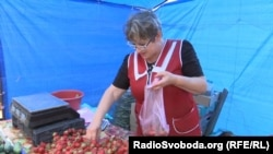 Продавщица в Краматорске