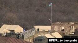 ფოტოარქივი: აზერბაიჯანელი სამხედროები სომხეთის საზღვართან 3 თებერვალი, 2021 წ.