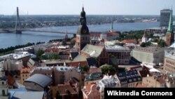 Панорама Риги. Иллюстративное фото.