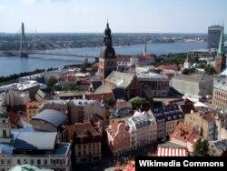 Рига - город, способный привлечь туристов