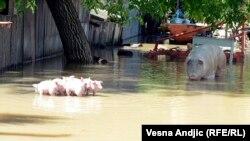 Napuštena sela pod vodom