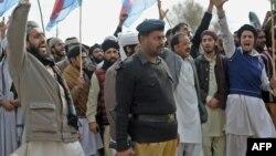 Aktiwistler. Pakistan.