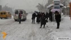 Օդանավակայանում չվերթները հետաձգվել են