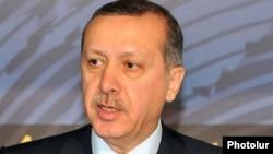 Թուրքիայի վարչապետ Ռեջեփ Էրդողան