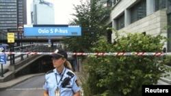 Polis mərkəzi vağzal ətrafını mühasirəyə alıb