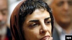 پروین اردلان فعلان زن ایرانی معتقد است، بخشی از حاكمیت [در ایران] نمیتواند فعالیت زنان را تحمل كند.(عکس: Epa)