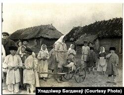 Дзеці з-пад Драгічына, 1916 год