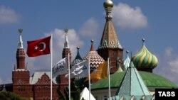 Түркияның Анталия қаласындағы Kremlin Palace мейманханасы.
