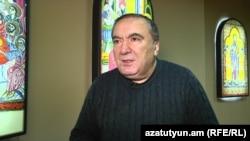 Պատմագիտության և բանասիրության դոկտոր Արծրունի Սահակյան