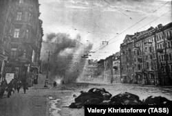 Ленинград, 1941 год