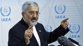 Iran's envoy to the International Atomic Energy Agency, Ali Asghar Soltanieh