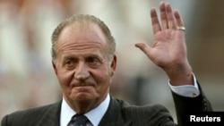 Испания королі бірінші Хуан Карлос.
