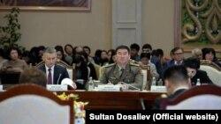 Заседание Совета безопасности. 14 декабря