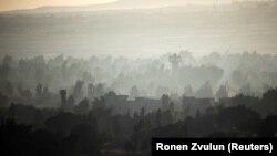 Golan yüksəkliyindən görüntü
