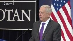 """Jim Mattis: """"Apărarea comună e o misiune a NATO, și numai a NATO"""""""