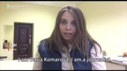 Daria Komarova on Journalism in Russia