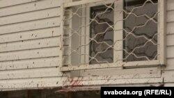 Месца выбуху ў Бабруйску