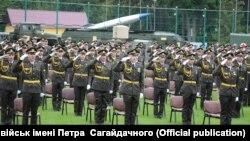 Серед випускників Національної академії 131 учасник бойових дій
