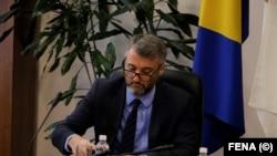 Premijer Kantona Sarajevo Edin Forto, ilustrativna fotografija
