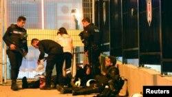 İstanbul, xəsarət alan polislər, 10 dekabr 2016