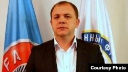 Генеральный директор футбольного клуба «Актобе» Дмитрий Васильев.