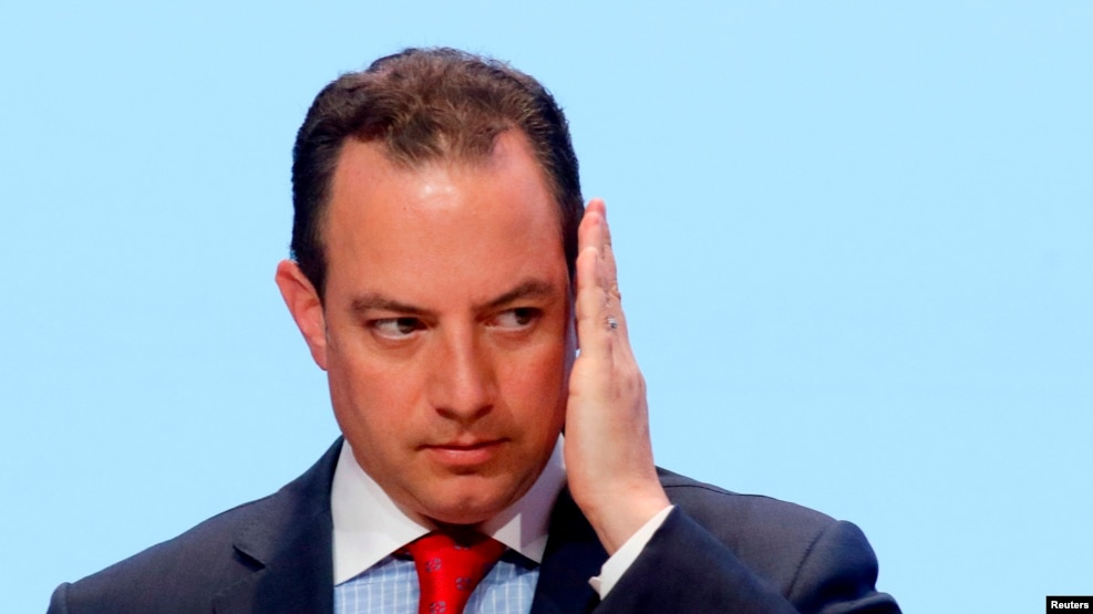 Reince Priebus (file photo)