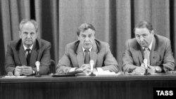 Абвяшчэньне ГКЧП, 19.08.1991