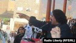 پر علي وزیر تور دی چې د ۲۰۲۰ز کال د ډېسېمبر پر شپږمه یې کراچۍ کې د ریاست ضد وینا کړې وه خو نوموړی دا تور ردوی - انځور له ارشیفه