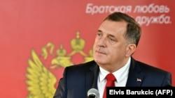 Anëtari i presidencës trepalëshe të Bosnje dhe Hercegovinës, Millorad Dodik.