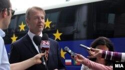 Aivo Orav, novi šef Delegacije EU u Podgorici
