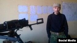 Украинага каршы сугышкан башкорт егете Илдар Гатауллин