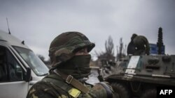 Украин армиясынын жоокерлери, 3-февраль, 2015-жыл