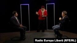 Igor Volnițchi, Vasile Botnaru, Radu Negru