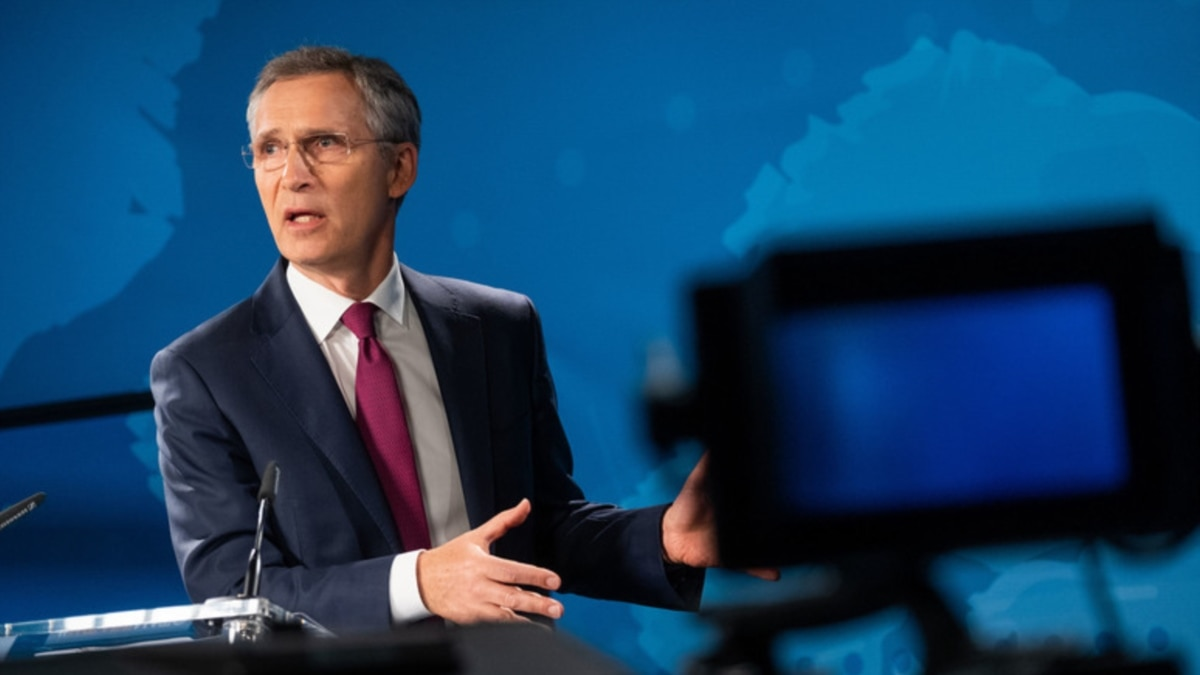 НАТО сохраняет оперативную готовность в условиях борьбы с коронавирусом – Столтенберґ