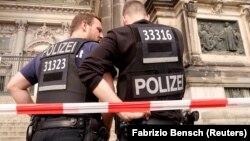 Поліцейські не виявили загрози і пізніше поїхали