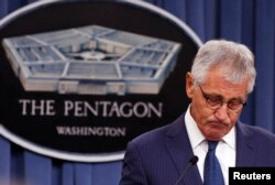 Bivši sekreatr za odbranu SAD Chuck Hagel