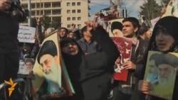 """""""Митинги ненависти"""" к оппозиции в Тегеране"""
