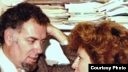 Vlad Georgescu și Ioana Crișan (Gertrud Dumitrescu)