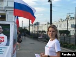 Татьяна Зайцева, участница протеста против пенсионной реформы 9 сентября в Омске