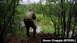 Охотник, архивное фото