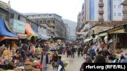 د کابل ښار منډوي
