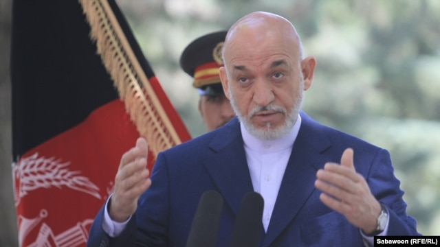 The parliamentary vote leave Afghan President Hamid Karzai in a tough position.
