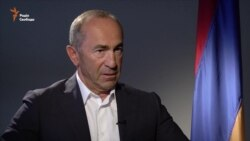Екс-президент Вірменії – про Крим, Нагірний Карабах і санкції проти Росії