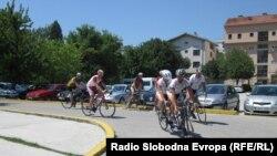 Maraton kragujevačkih biciklista do Mostara, foto: Mirsad Behram