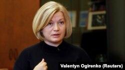 Ірина Геращенко, народний депутат України («Європейська солідарність»)