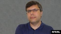 Kirill Kobrin portrait
