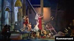 """Постановка """"Тангейзера"""" в Новосибирском театре оперы и балета"""