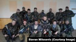 Stevan Milošević u Donbasu