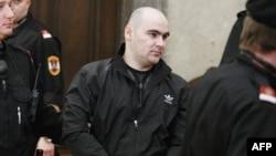 Один из обвиняемых по делу об убийстве Умара Исраилова - Турпал Али Ешеркаев