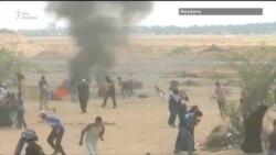Десятки убитых и сотни раненых в Газе